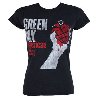 tričko dámské Green Day - American Idiot - ROCK OFF - GDSWASH01LB