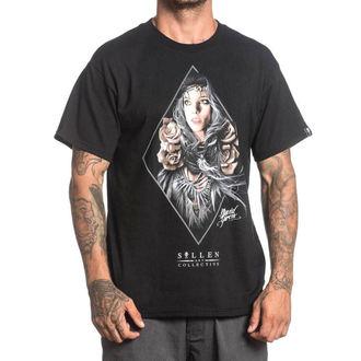 tričko pánské SULLEN - ESTHER - BLACK - SCM1001_BK