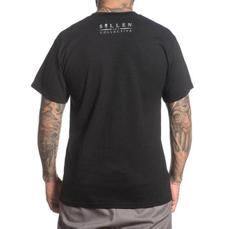 tričko pánské SULLEN - BLOWN AWAY - BLACK, SULLEN