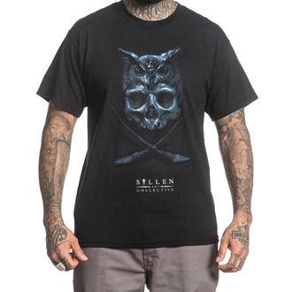 tričko pánské SULLEN - MATT JORDAN - BLACK - SCM100S_BK