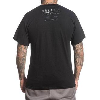 tričko pánské SULLEN - MATT JORDAN - BLACK, SULLEN