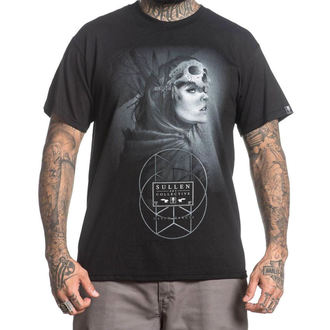 tričko pánské SULLEN - STASIS - BLACK, SULLEN