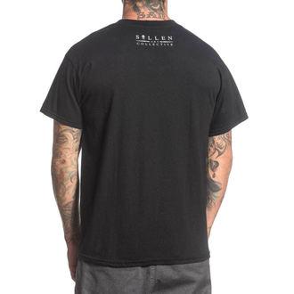 tričko pánské SULLEN - DANIEL ROCHA - BLACK, SULLEN