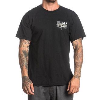 tričko pánské SULLEN - WEST SIDE MERC - BLACK, SULLEN