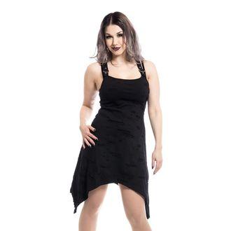 šaty dámské POIZEN INDUSRIES - AUTUMN - BLACK - POI391