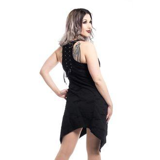 šaty dámské POIZEN INDUSRIES - AUTUMN - BLACK
