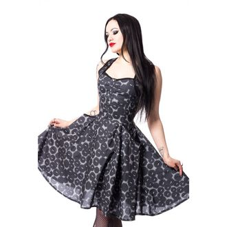 šaty dámské CUPCAKE CULT - DUST - BLACK/GREY, CUPCAKE CULT