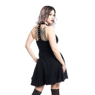 šaty dámské Poizen industries - NORI - BLACK, POIZEN INDUSTRIES