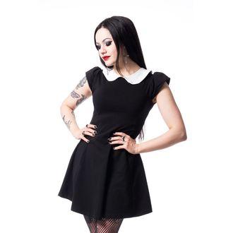 šaty dámské Poizen industries - SUICIDE - BLACK, POIZEN INDUSTRIES
