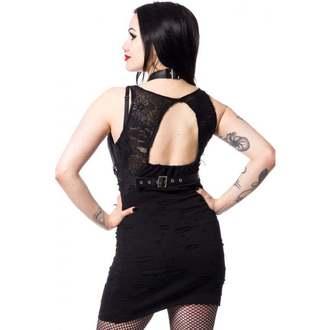 šaty dámské VIXXSIN - YOKO - BLACK, VIXXSIN