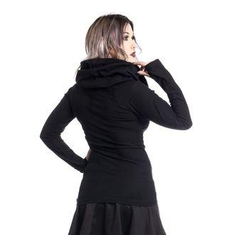 tričko dámské s dlouhým rukávem (mikina) Vixxsin - PURITY - BLACK
