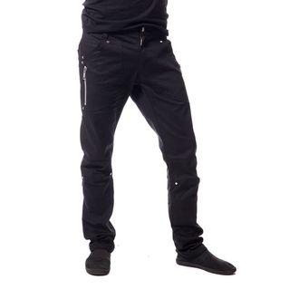 kalhoty pánské Vixxsin - DANTE - BLACK - POI370