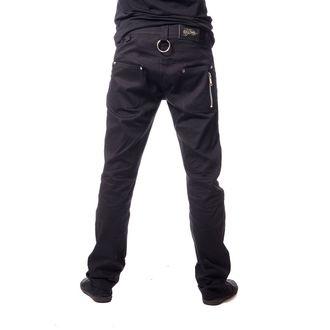 kalhoty pánské Vixxsin - DANTE - BLACK, VIXXSIN