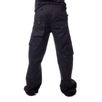 kalhoty pánské Vixxsin - LEON - BLACK, VIXXSIN