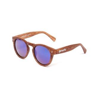 brýle sluneční MEATFLY - Lunaris - E - Brown/Wood, MEATFLY