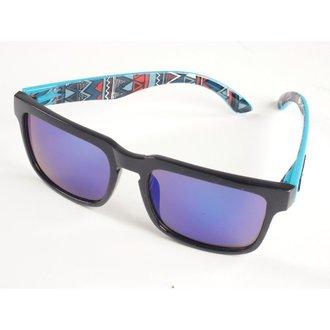 brýle sluneční MEATFLY - Blade - C - Black/Blue - MEAT058