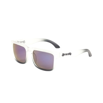brýle sluneční MEATFLY - Foggy - A - Matte Clear - MEAT057