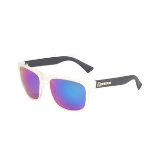 brýle sluneční NUGGET - Firestarter - D - Matte Clear/Black - MEAT059