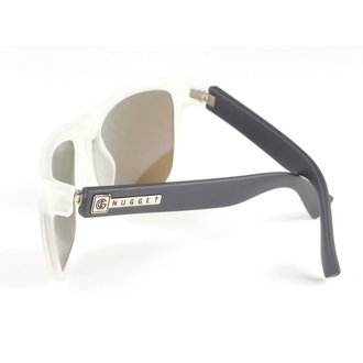 brýle sluneční NUGGET - Firestarter - D - Matte Clear/Black