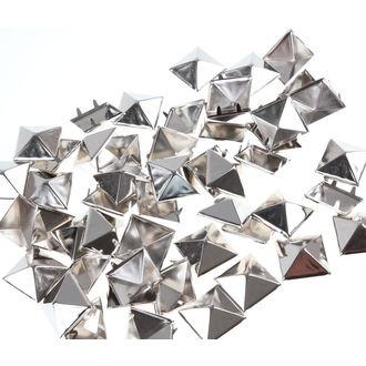 pyramidy kovové (50 ks), NNM