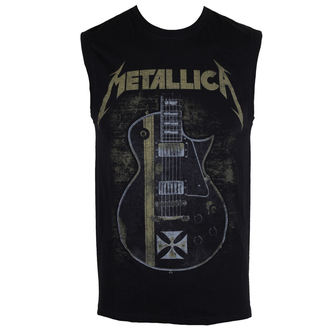 tílko pánské Metallica - Hetfield Iron Cross - Black, NNM, Metallica