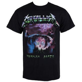 tričko pánské Metallica - Creeping Death - Black - RTMTLTSBCRE