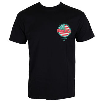 tričko pánské BLACK HEART - CHARLOTTE - BLACK, BLACK HEART