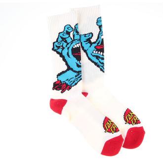 ponožky SANTA CRUZ - Screaming Hand