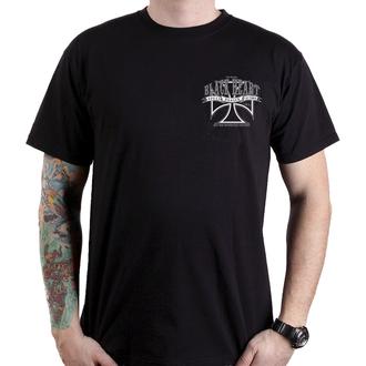 tričko pánské BLACK HEART - VICTORY - BLACK