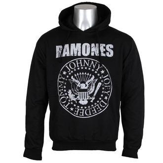 mikina pánská Ramones - Presidential Seal - Black - ROCK OFF, ROCK OFF, Ramones