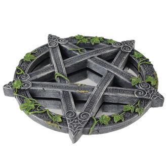 zrcadlo (dekorace) Wiccan Pentagram