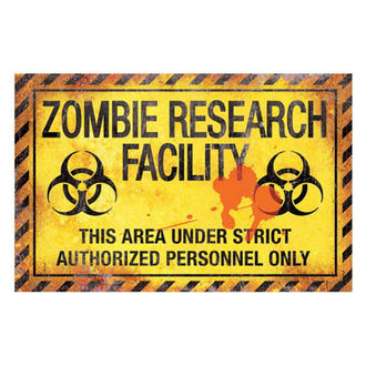 cedule Zombie Research Facility