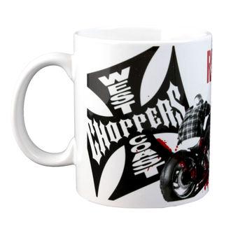 hrnek West Coast Choppers, West Coast Choppers