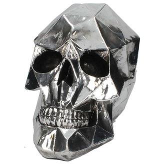 dekorace Geometric Skull