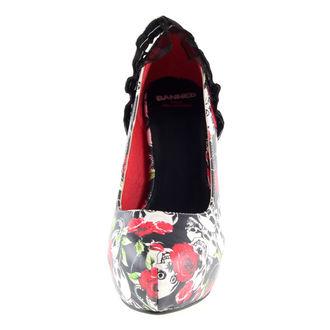 boty dámské (střevíce) BANNED