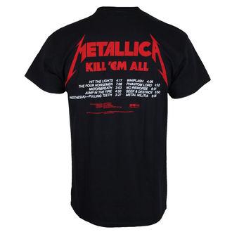 tričko pánské Metallica - Kill 'Em All, Metallica
