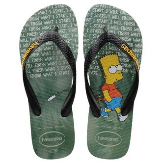 sandály (žabky) HAVAIANAS - SIMPSONS, HAVAIANAS
