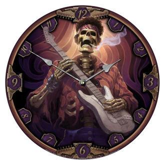 hodiny Dead Groovy - B2366F6