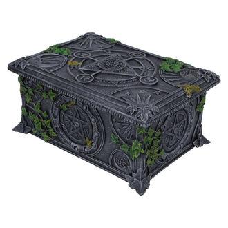 krabička (dekorace) Wiccan Pentagram