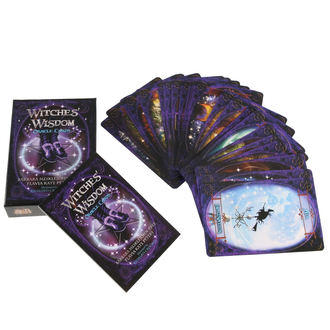 tarotové karty Witches Wisdom, NNM