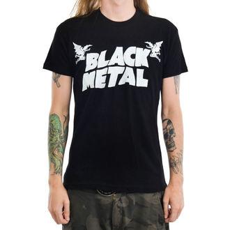 tričko pánské TOO FAST - BLACK METAL