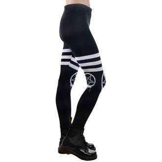 kalhoty dámské (legíny) TOO FAST - DRIPPY PENTAGRAM
