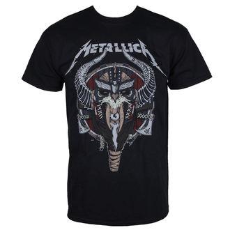 tričko pánské Metallica - Viking - Black, Metallica