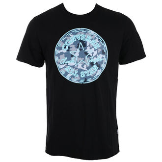 tričko pánské CONVERSE - Neon CP Camo - 10003681-A01
