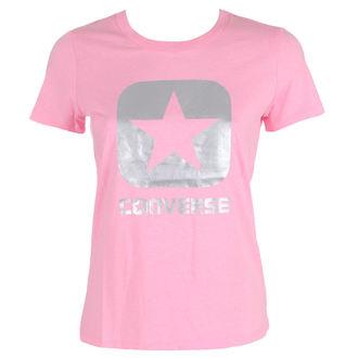tričko dámské CONVERSE - Metallic Boxstar - 10003631-A03