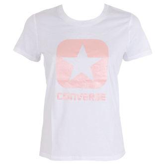 tričko dámské CONVERSE - Metallic Boxstar - 10003631-A01