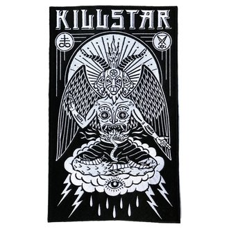 nášivka KILLSTAR - In Like Sin Back Patch - Black - K-PTH-U-2400
