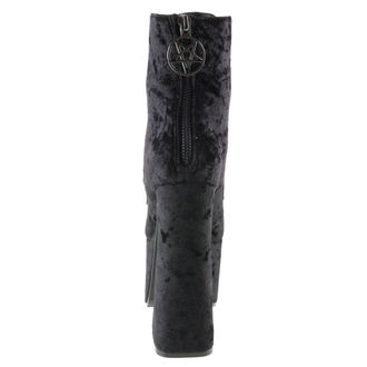 boty dámské KILLSTAR - Hell-O - Black