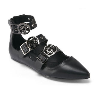 boty dámské KILLSTAR - Banshee - Black