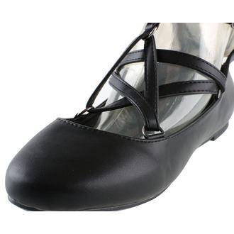 boty dámské KILLSTAR - Wicca - Black